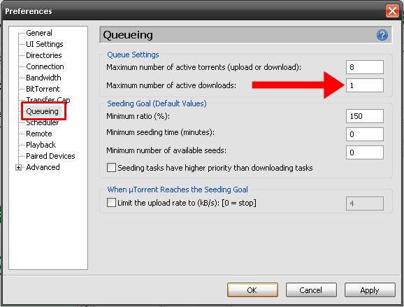 increase uTorrent download speed and download utorrent - Image 4