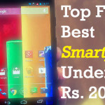 smartphones under 20000 rupees - featured image