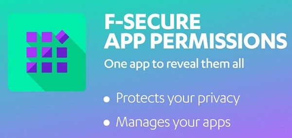 F-secure android app permissions