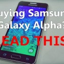 Samsung Galaxy Alpha Featured Image
