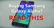 Samsung Galaxy Alpha Featured Image