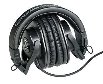 Tech gifts under $100 - Audio Technica ATH-M30X Folded