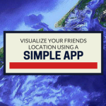 Visualize Your Friends Location