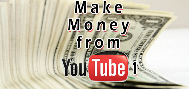 How to Make Money from YouTube Part 1 – Upload Video