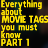 Top Torrents movie Tags you should know About – Part I