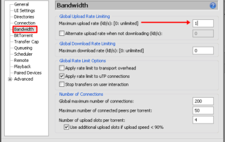 utorrent_preference_bandwidth