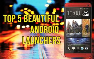 Android Launcher Featured Image - Top 5 Android Launcher
