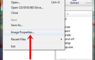 create a windows 7 bootable usb in under 9 minuteswindows 7 file image properties