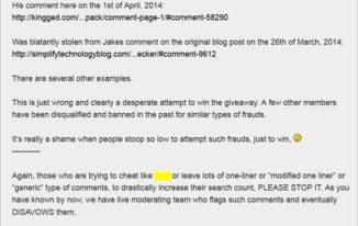 Banned User on Kingged.com - make money online