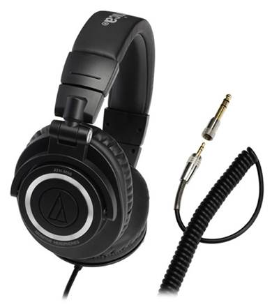 audio technica ath-m50 image 1 - Top 5 Electronic Gadgets under 10000