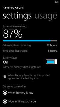 windows phone 8.1 storage sense