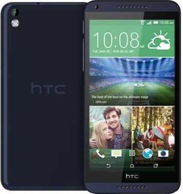 Best Smartphones Under 20000 Rupees - HTC Desire 816G