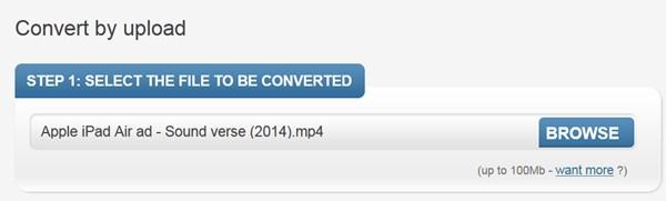 convert youtube videos using online video converter - benderconverter - upload video
