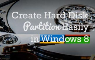 create hard disk partition featured