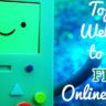 Play FREE Online Games Using These Five Best Websites