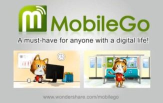 Wondershare MobileGo for Android PC Suite - giveaway image