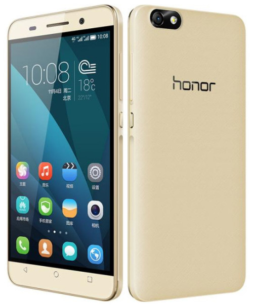 Huawei Honor 4X - Smartphones Under 10000 Rupees