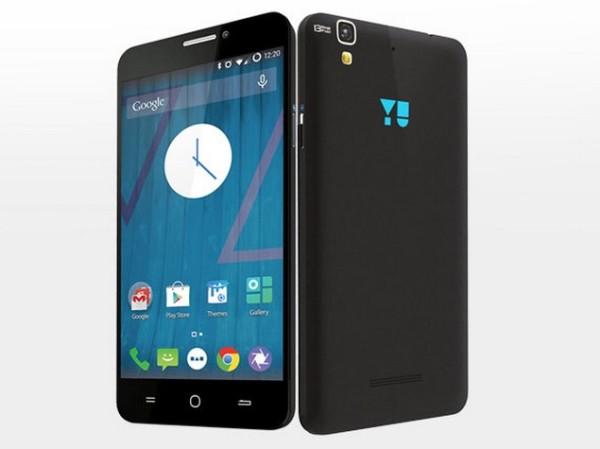 Yu Yureka - Smartphones Under 10000 Rupees