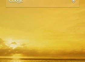 Asus Zenfone 5 Review with Kitkat 4.4.2 - Home Screen