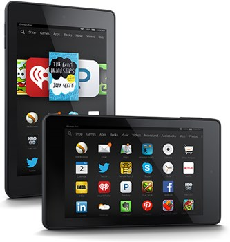 Tech gifts under $100 - Amazon Fire HD 6