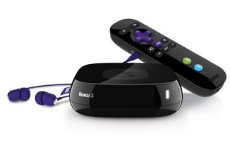 Tech gifts under $100 - ROKU 3 Streaming Player