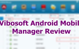 Vibosoft Android Mobile Manager - Featured Image
