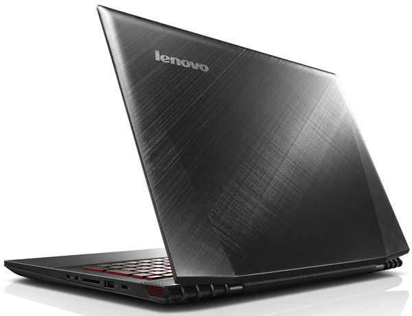 Lenovo Y50 back - #2 Best gaming laptops under $1000