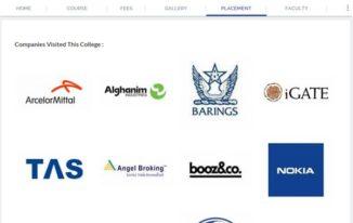 collegedunia.com review - iim b placements