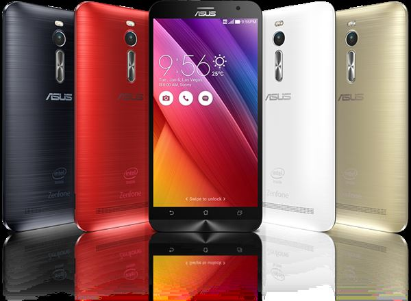 Asus Zenfone 2 - Design and Feel