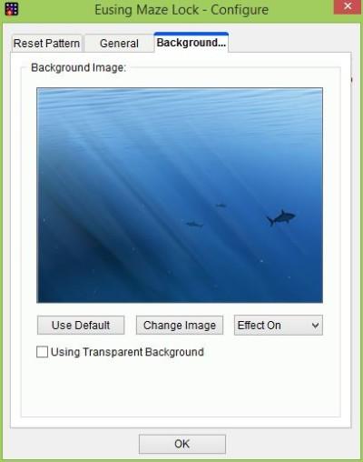 eusing maze lock background tab - Pattern Lock on Windows OS