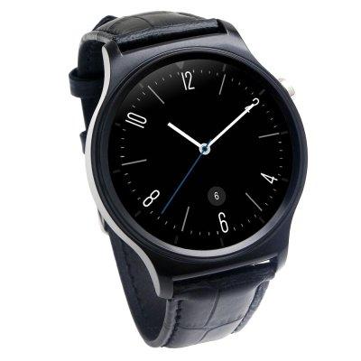 Ulefone GW01 Heart Rate Monitoring Smart Watch