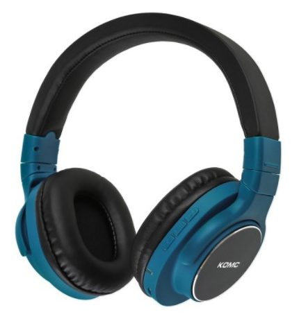 jeserly wireless over ear - best over ear bluetooth headphones under $50 - 12 Best Over-Ear Bluetooth Headphones Under $50