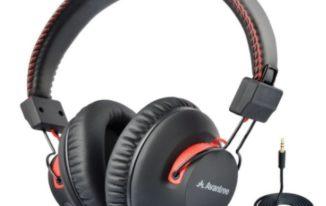 avantree bluetooth headphones over-ear - best over ear bluetooth headphones