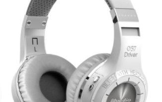 bluedio headphones - best over ear bluetooth headphones