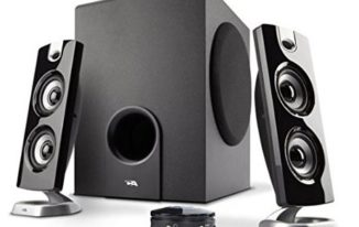 cyber acoustics - best audiophile speakers