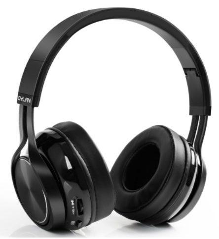 dylan wireless - best over ear bluetooth headphones under $50 - 12 Best Over-Ear Bluetooth Headphones Under $50