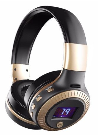 elegiant - best over ear bluetooth headphones under $50 - 12 Best Over-Ear Bluetooth Headphones Under $50