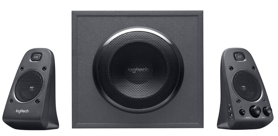 logitech powerful - best audiophile PC speakers - 12 Best Audiophile Computer Speakers Under $100-$500
