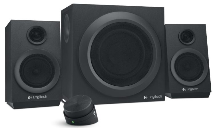 logitech watts - best audiophile PC speakers - 12 Best Audiophile Computer Speakers Under $100-$500