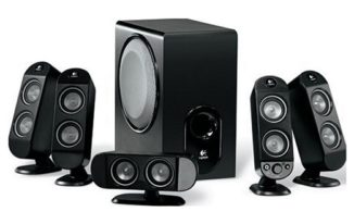 logitech x - best audiophile speakers