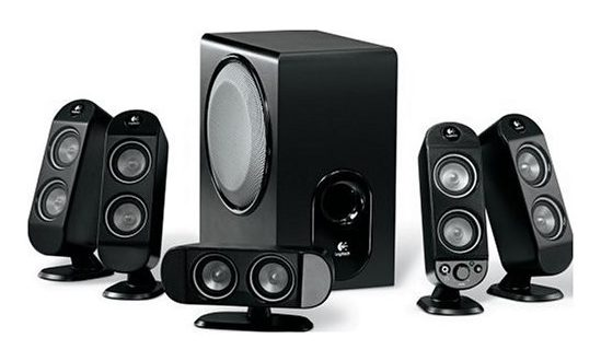 logitech x - best audiophile PC speakers - 12 Best Audiophile Computer Speakers Under $100-$500