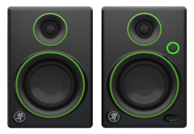 mackie CR - best audiophile PC speakers - 12 Best Audiophile Computer Speakers Under $100-$500
