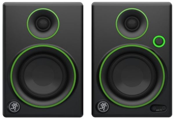 mackie CR - best audiophile speakers under $100 - Best 2.1 Desktop Speakers