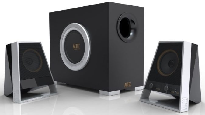 altec lansing - Best 2.1 Desktop Speaker - Best Computer Speakers Under $100 - Top 8 Best Budget 2.1 Desktop Speakers Under $100