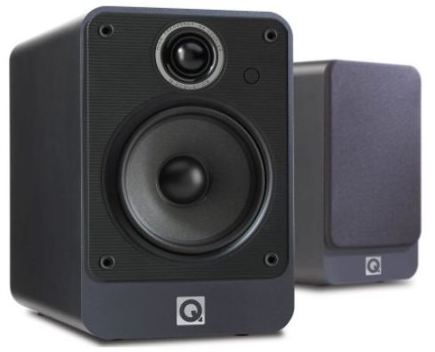 q acoustics - Best Bookshelf Speakers - Best Budget Bookshelf Speakers - 11 Best Bookshelf Speakers Under $200