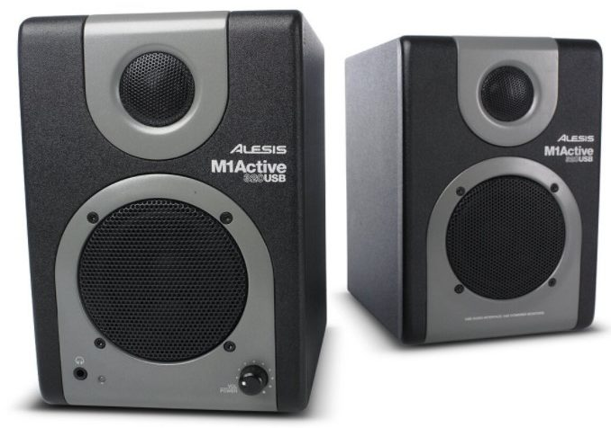 Alesis M1 Active - Best Studio Monitors - Top 8 Best Studio Monitors Under $200 that Sound Amazing