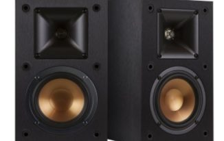 klipsch - best bookshelf speakers