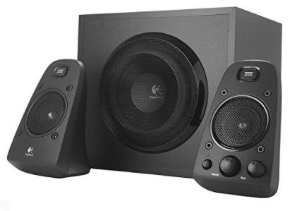 logitech z623 - best budget computer speakers for Gamers - Best Budget Desktop Speaker - Best Budget Computer Speakers Under $200
