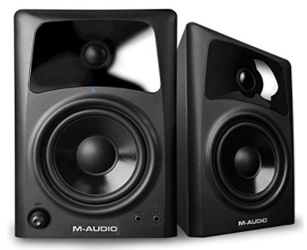 m audio - Best Bookshelf Speakers - Best Budget Bookshelf Speakers - 11 Best Bookshelf Speakers Under $200