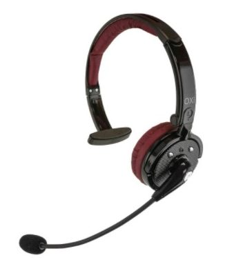 best headphones with boom mic - Best Bluetooth Headset with with Boom Mic - Headphones with Boom Microphone